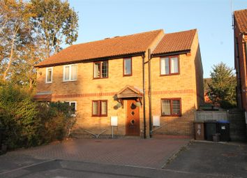 Thumbnail 4 bed semi-detached house for sale in Emmanuel Close, Daventry