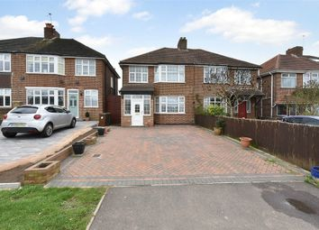 Thumbnail 3 bed semi-detached house for sale in Dove Lane, Potters Bar, Hertfordshire