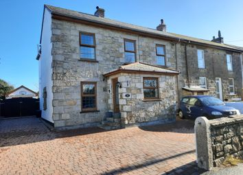 4 bed end terrace house for sale in Penhallick Road, Carn Brea, Redruth TR15