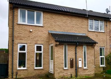 Thumbnail 1 bed town house for sale in Lydham Court, York