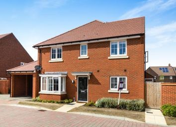 Thumbnail 3 bed link-detached house for sale in Nuthatch Drive, Finberry, Ashford, Kent
