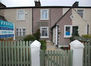 Thumbnail 2 bed cottage for sale in Vale Road, Crosby, Liverpool