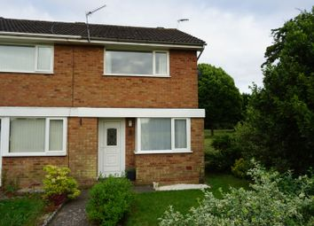 Thumbnail 2 bed end terrace house for sale in Coppice Walk, Hinckley