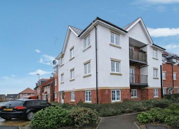 Thumbnail 2 bed flat for sale in Wellesbourne Crescent, High Wycombe