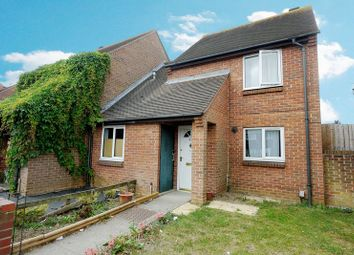 Thumbnail 2 bed end terrace house to rent in Mereland Road, Didcot