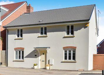 Thumbnail 4 bed detached house for sale in Trinidad Grove, Newton Leys, Milton Keynes