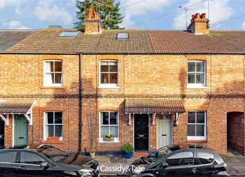 Thumbnail 3 bed terraced house for sale in Arthur Road, St Albans, Hertfordshire