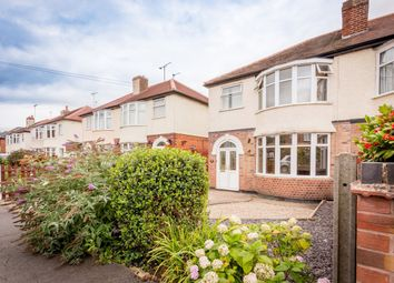 Thumbnail 3 bed semi-detached house for sale in Harlaxton Street, Burton-On-Trent