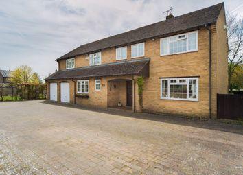Thumbnail 5 bedroom detached house to rent in Weekley Wood Lane, Weekley, Kettering