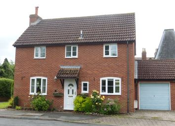 Thumbnail 4 bed detached house for sale in St Andrews Walk, Moreton-On-Lugg, Hereford