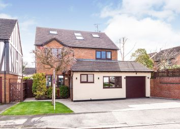 Thumbnail 5 bed detached house for sale in Ash Way, Wokingham