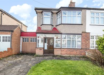 Thumbnail 3 bed semi-detached house for sale in Shenley Avenue, Ruislip, Middlesex