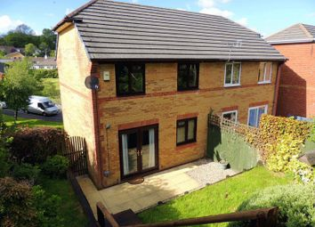 Thumbnail 3 bedroom semi-detached house to rent in Mole Ridge Way, South Molton