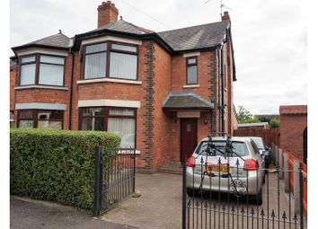 Thumbnail 3 bedroom semi-detached house for sale in Cliftondene Gardens, Belfast