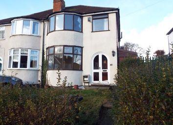 Thumbnail 3 bed semi-detached house for sale in Goldthorne Avenue, Sheldon, Birmingham, West Midlands