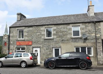 Thumbnail 3 bed terraced house for sale in Bank Street, Aberfeldy