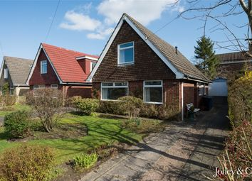 Thumbnail 3 bed detached house for sale in 32 Russell Avenue, High Lane, Stockport, Cheshire