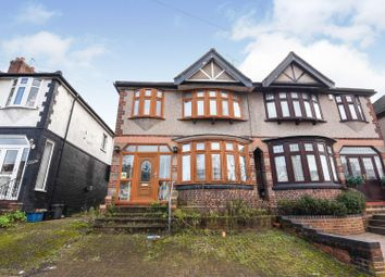 Thumbnail 3 bed semi-detached house for sale in Herent Drive, Ilford