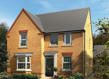 Thumbnail 4 bed detached house for sale in The Holden, Eastfields, Lawley Drive, Telford