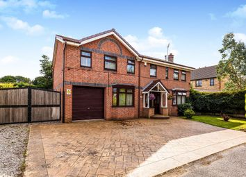 Thumbnail 4 bed detached house for sale in Hunters Green, Dinnington, Sheffield