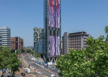 Thumbnail 2 bed flat for sale in The Tower, Saffron Square, Croydon, London