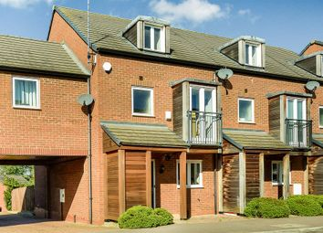 Thumbnail 3 bedroom town house for sale in Townlands Crescent, Wolverton Mill, Milton Keynes