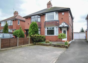 Thumbnail 3 bedroom semi-detached house for sale in Weston Coyney Road, Weston Coyney, Stoke-On-Trent