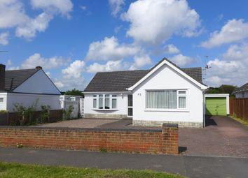 Thumbnail 2 bed detached bungalow for sale in Dorset Avenue, West Parley, Ferndown