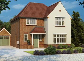 Thumbnail 4 bed detached house for sale in Mierscourt Road, Rainham