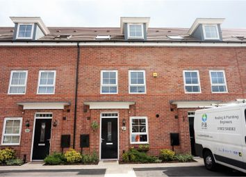 Thumbnail 3 bedroom terraced house for sale in Richard Bradley Way, Tipton
