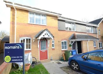 Thumbnail 2 bedroom end terrace house for sale in Hopper Vale, Bracknell, Berkshire