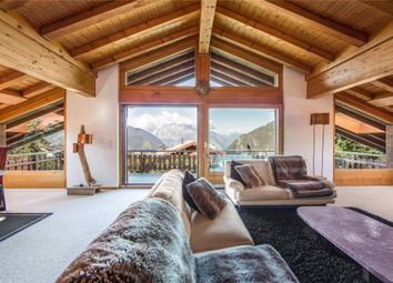 Thumbnail 4 bed apartment for sale in Clemenceau, Verbier, Switzerland