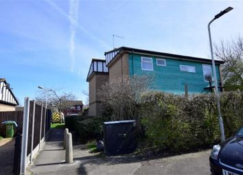 Thumbnail 1 bed flat for sale in Rectory Road, Basildon, Essex