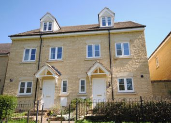 Thumbnail 3 bed semi-detached house for sale in Park View Lane, Witney