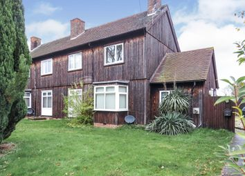 Thumbnail 3 bed semi-detached house for sale in Donington Road, Horbling, Sleaford