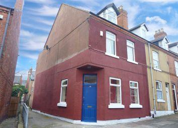Thumbnail 4 bed end terrace house for sale in Minerva Street, Bulwell, Nottingham