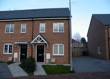 Thumbnail 2 bedroom semi-detached house to rent in Frederick Drive, Walton, Peterborough