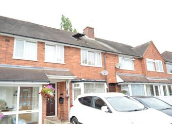 Thumbnail 4 bed terraced house for sale in Chantrey Crescent, Pheasey Great Barr, Great Barr, Birmingham