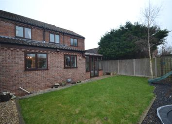 Thumbnail 4 bed semi-detached house for sale in Long Stratton, Norwich