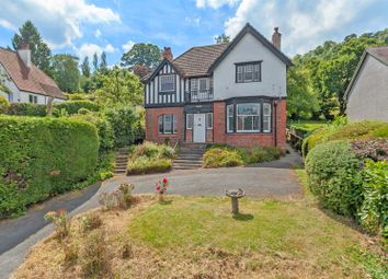 Thumbnail 4 bed detached house for sale in Roseville, Presteigne Road, Knighton
