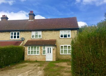 Thumbnail 3 bedroom end terrace house for sale in Pix Road, Letchworth Garden City