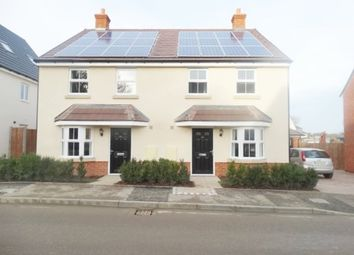 Thumbnail 3 bed semi-detached house to rent in Kingston Road, Benfleet