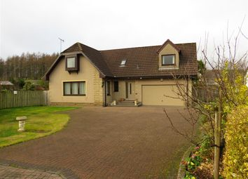 Thumbnail 5 bed detached house for sale in Commander's Grove, Braco, Dunblane