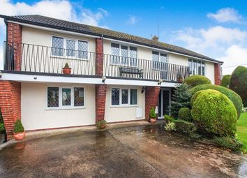Thumbnail 5 bed detached house for sale in Drakes Way, Oathills, Malpas