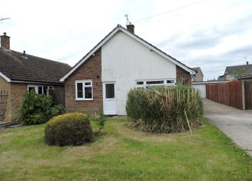 Thumbnail 3 bedroom detached bungalow for sale in Beresford Drive, Woodbridge