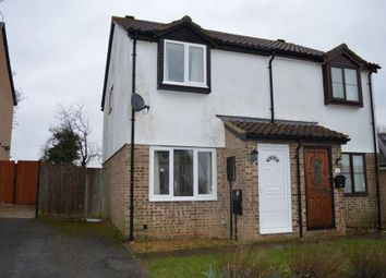 Thumbnail 2 bed semi-detached house to rent in Foxhill, Olney
