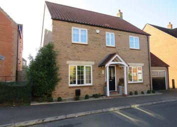 Thumbnail 4 bed detached house for sale in Highfield Drive, Littleport, Ely