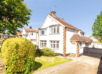 Thumbnail 2 bed semi-detached house for sale in Reigate Road, Epsom