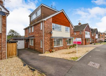 Thumbnail 4 bed semi-detached house for sale in Essex Drive, Taunton