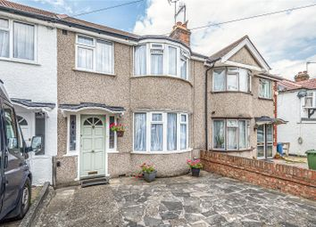 Somervell Road, Harrow, Middlesex HA2. 3 bed terraced house
